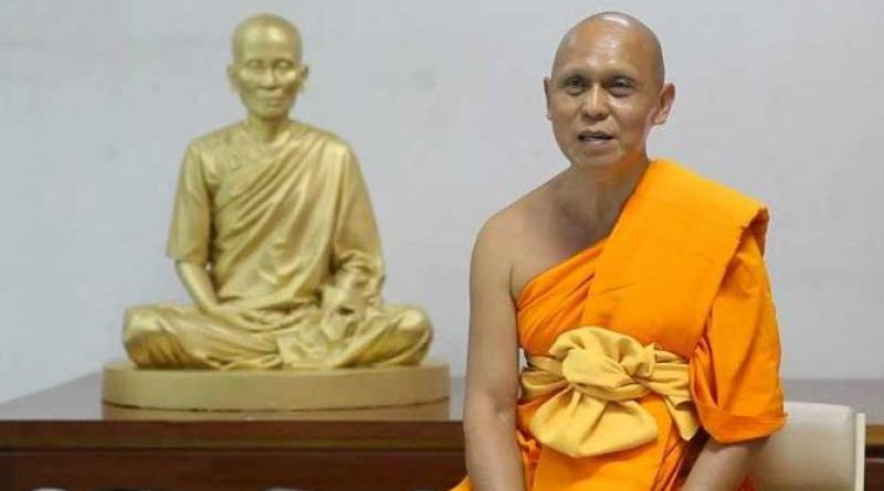 Dhammakaya Temple's new abbot
