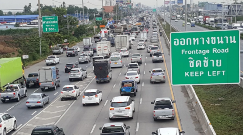 Exodus from Bangkok