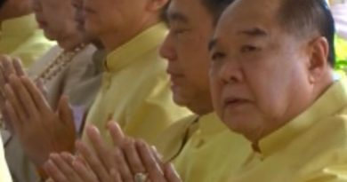 Gen Prawit's diamond ring