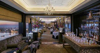 Le Normandie restaurant at Mandarin Oriental