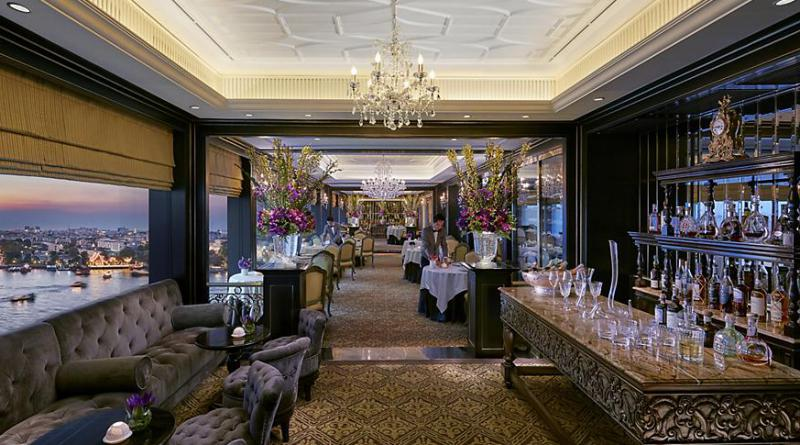 Le Normandie restaurant at Mandarin Oriental