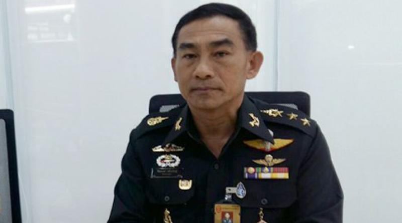 Maj. Gen. Piyapong Klinpan