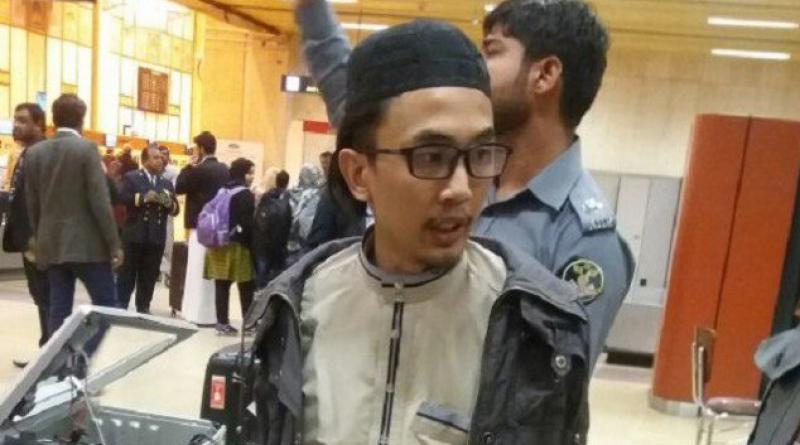 Malaysian IS suspect