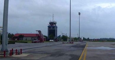 Nakhon Si Thammarat airport reopens,new