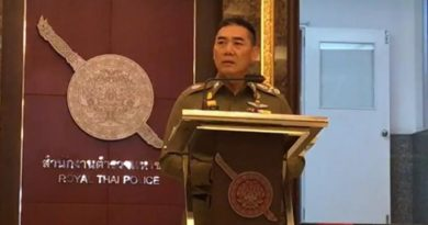 National Police Chief Pol.Gen. Chakthip Chaijinda