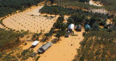 Phang Nga floods