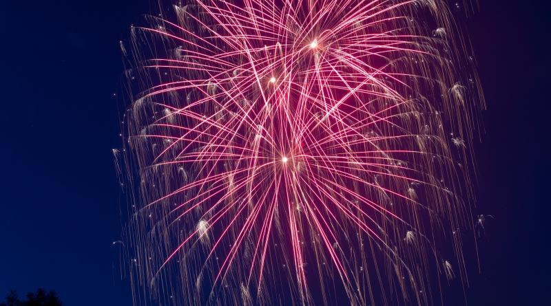 Phuket fireworks