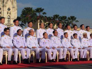 Prayut 5 Cabinet