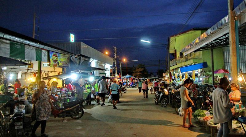 Sa Kaeo food market