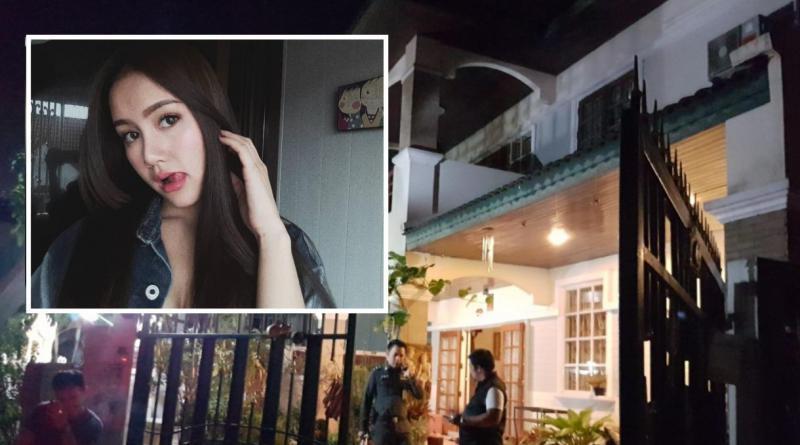 Thai model commits suiccide