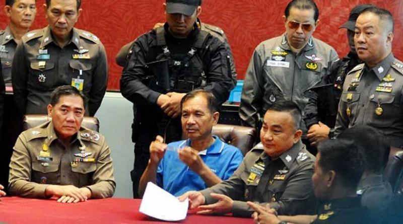Bomber sentenced in Bangkok