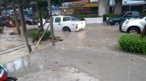 Floods Srinakharin
