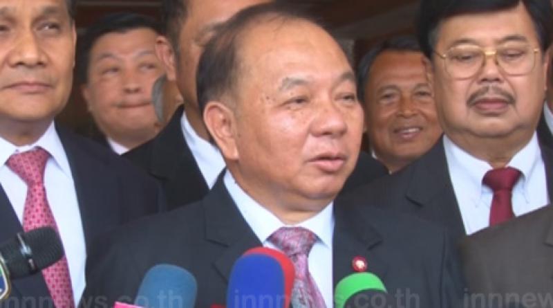 Former MP Samart Kaewmeechai