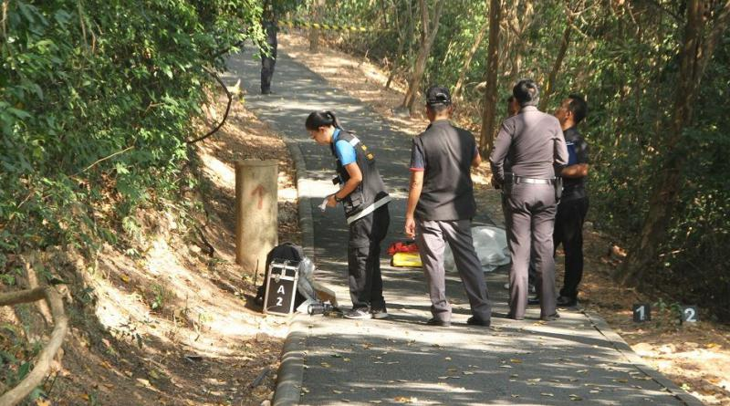 German found dead in Pattaya