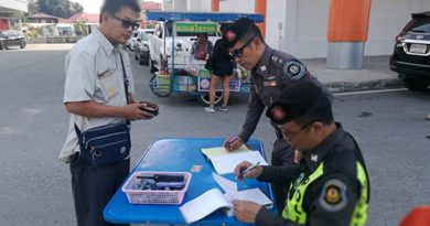Inspection point Chonburi