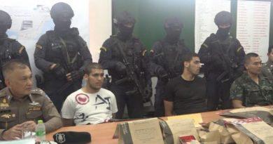 Israeli Mafia suspects