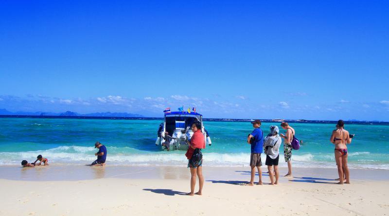 Krabi beach resized