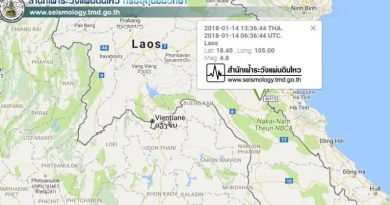 Map quake