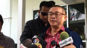 Phue Thai member Ruangkrai Leekijwattana