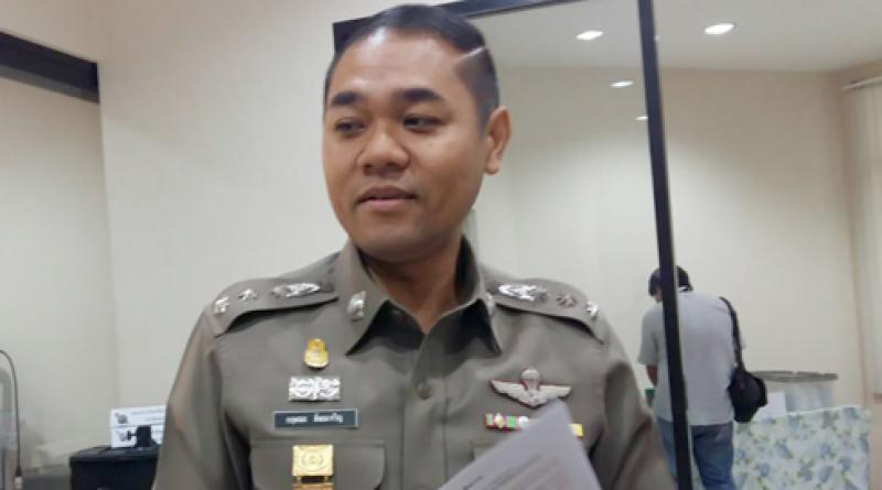 Police spokesman Pol Col Krisana