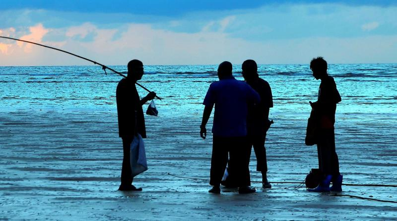 Rawai beach Sea Gypsies