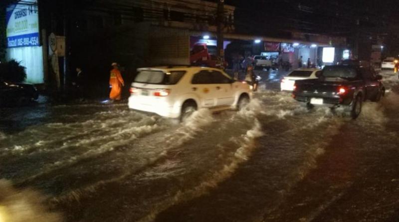 Floods in Phuket, Feb 20