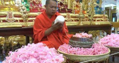 Monk's Valentine's Day gift