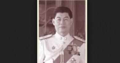 Pol Gen Salang Bunnag