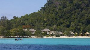 Sevenseas Resort Koh Kradan