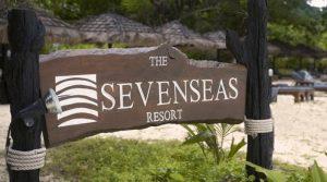 Sevenseas resort Koh Kradan Trang