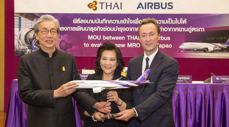 THAI Airbus deal