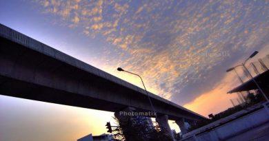 Bangkok Airport Link rail line