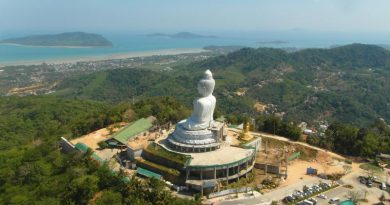 Big Buddha, Chalong, Phuket