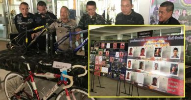 Bike bomb suspects arrested