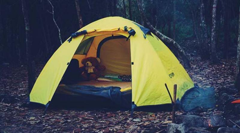 Camping in Ratchaburi