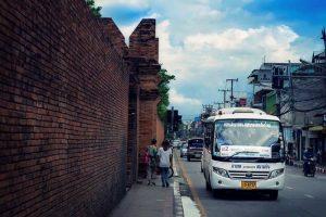 Chiang Mai bus 2