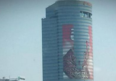 Italthai Tower removes huge alcohol wallscape ad
