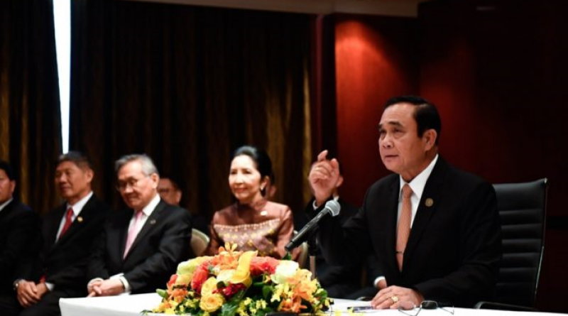 PM Prayut in Australia