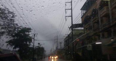 dawn rain