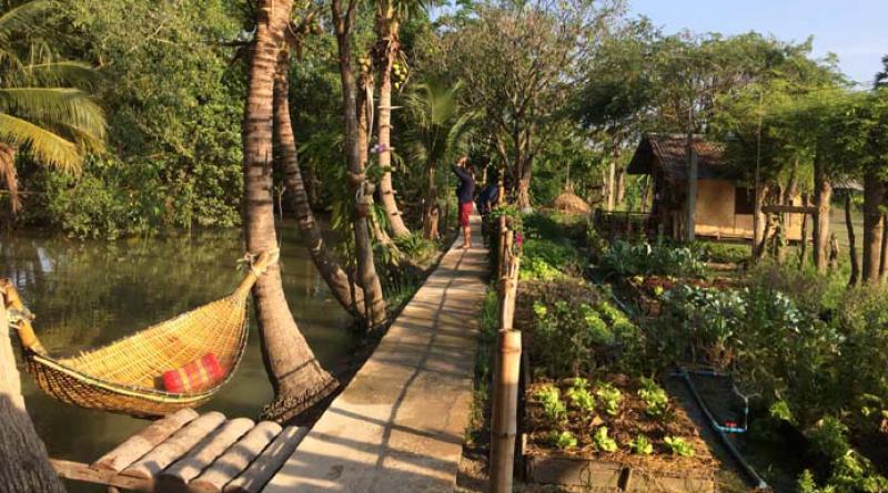 Homestay Baan Pan Suk Petchaburi