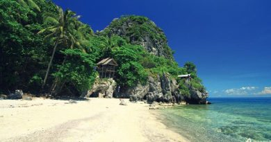 Lankajiew island