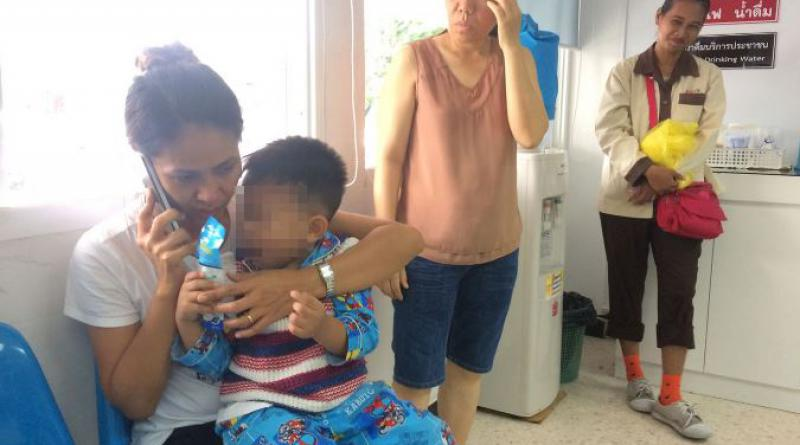 Missing boy reunited with mother