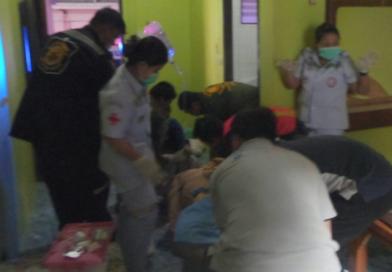 Monk found unconscious in sex motel