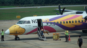 Nok Air flight bomb threat
