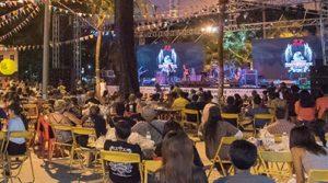 Phuket bike week concert