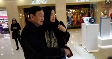 Thaksin and Yingluck Shinawatra