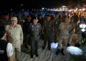 Tight security Full Moon Party (1)