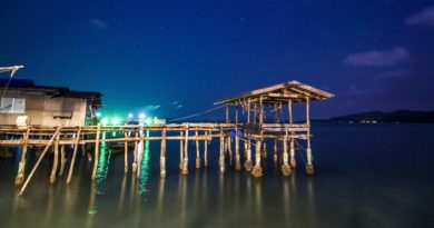 homestay Chumphon fishing village