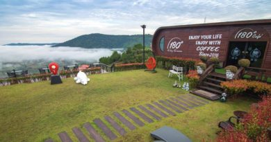 180 degree cafe khao koh