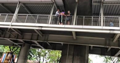 Aussie saves Thai woman suicide attempt